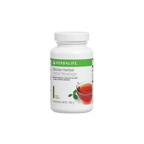 Bebida Herbal Herbalife sabor Original 100gr